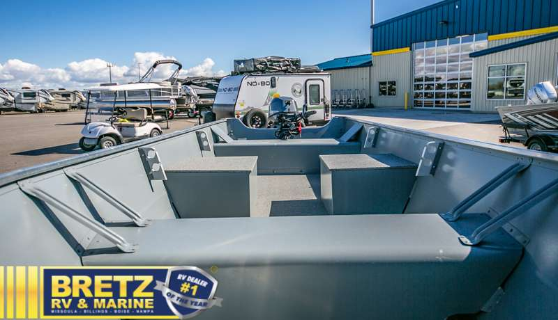 2021 Smoker Craft boat for sale, model of the boat is Alaskan 15 DLX & Image # 20 of 20