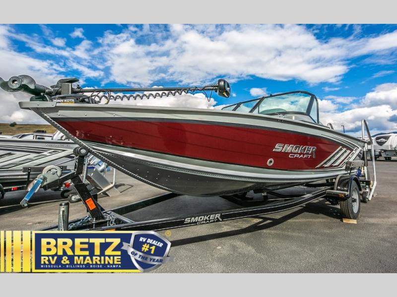 2021 Smoker Craft boat for sale, model of the boat is Pro Angler 162 & Image # 3 of 22