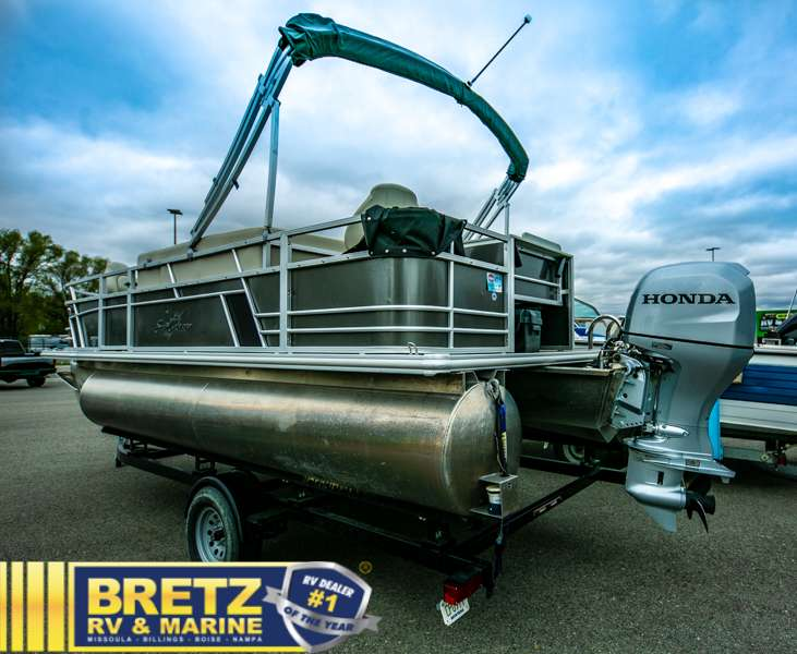 2020 SunChaser boat for sale, model of the boat is Geneva Fish 4.0 & Image # 13 of 15