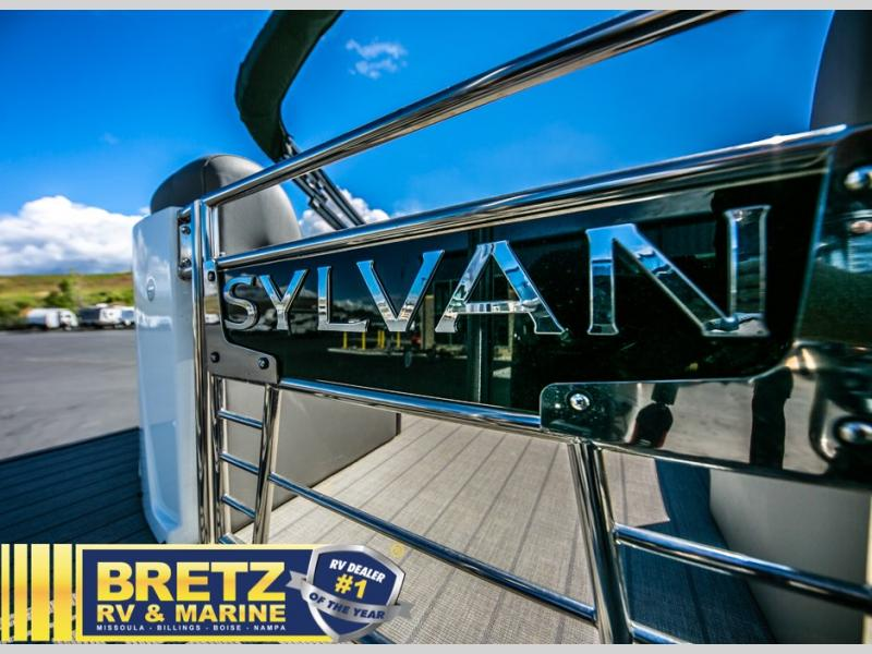 2019 Sylvan boat for sale, model of the boat is S Series S5 250 HP & Image # 6 of 12