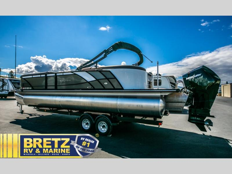 2019 Sylvan boat for sale, model of the boat is S Series S5 250 HP & Image # 5 of 12