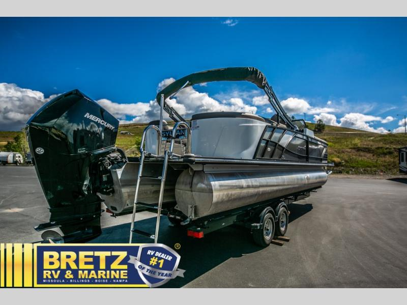 2019 Sylvan boat for sale, model of the boat is S Series S5 250 HP & Image # 3 of 12