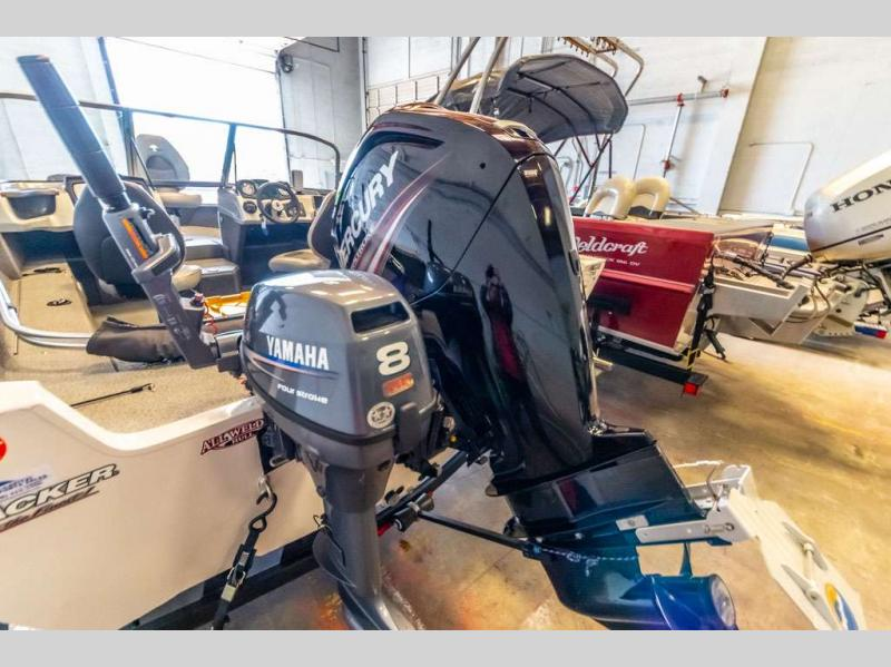 2018 Tracker Boats boat for sale, model of the boat is Pro Guide V-165 WT & Image # 6 of 24