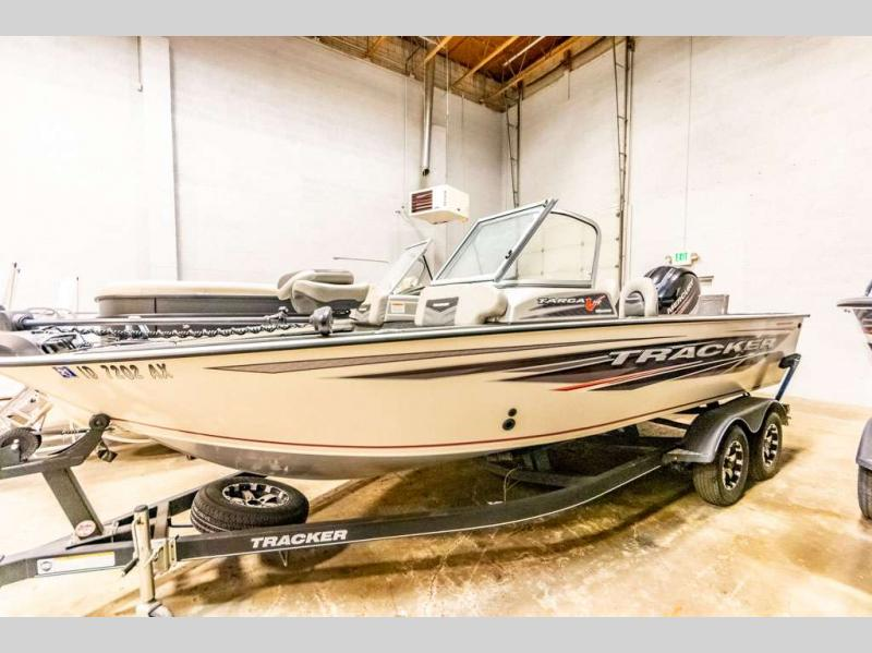 2018 Tracker Boats boat for sale, model of the boat is Targa V-19 40TH ANNIVERSARY EDITION & Image # 3 of 23