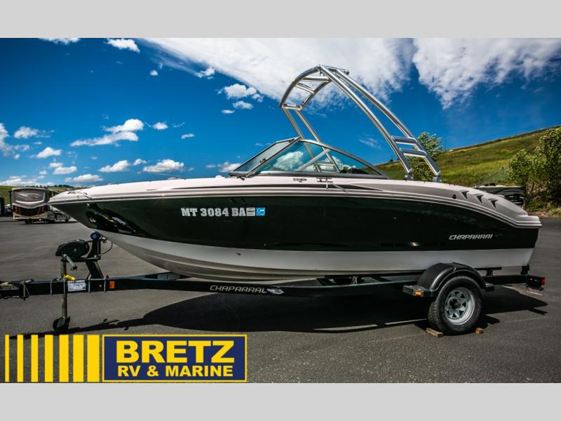 2012 Chaparral boat for sale, model of the boat is H2O H20 18 Sport & Image # 8 of 21