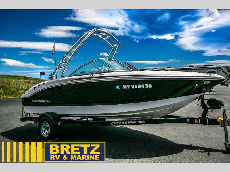 2012 Chaparral boat for sale, model of the boat is H2O H20 18 Sport & Image # 6 of 21