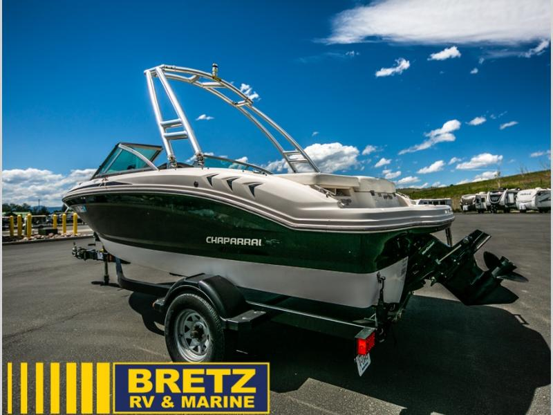 2012 Chaparral boat for sale, model of the boat is H2O H20 18 Sport & Image # 9 of 21
