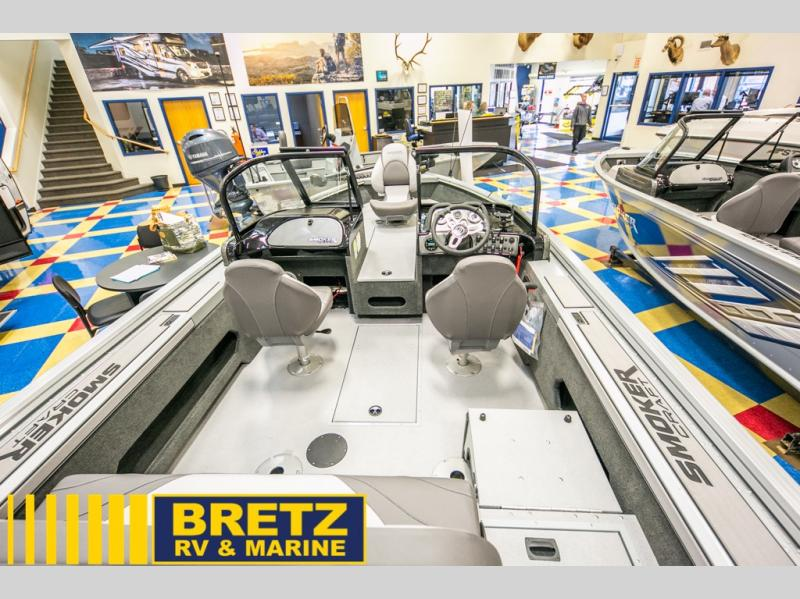 2021 Smoker Craft boat for sale, model of the boat is Pro Angler XL 172 XL & Image # 10 of 15
