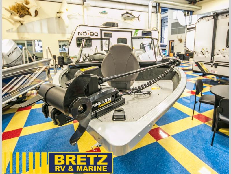2021 Smoker Craft boat for sale, model of the boat is Pro Angler XL 172 XL & Image # 4 of 15