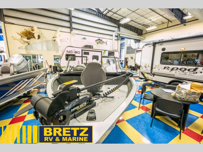 2021 Smoker Craft boat for sale, model of the boat is Pro Angler XL 172 XL & Image # 13 of 15