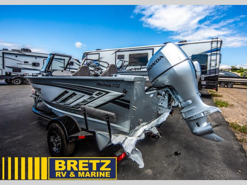 2022 Smoker Craft boat for sale, model of the boat is Ultima 172 & Image # 5 of 12