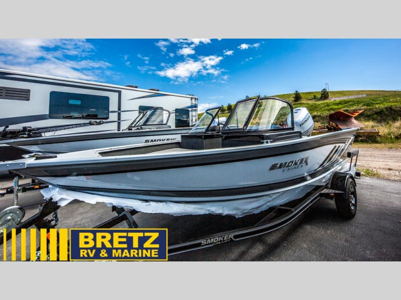 2022 Smoker Craft boat for sale, model of the boat is Ultima 172 & Image # 4 of 12