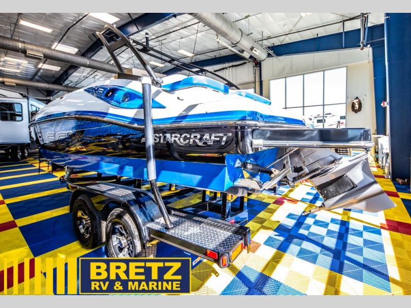 2021 Starcraft boat for sale, model of the boat is SCX Surf Series 211 l/O Surf & Image # 5 of 17