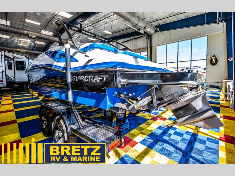 2021 Starcraft boat for sale, model of the boat is SCX Surf Series 211 l/O Surf & Image # 6 of 17