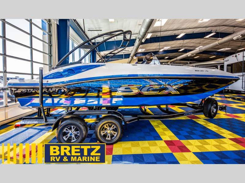 2021 Starcraft boat for sale, model of the boat is SCX Surf Series 211 l/O Surf & Image # 8 of 17