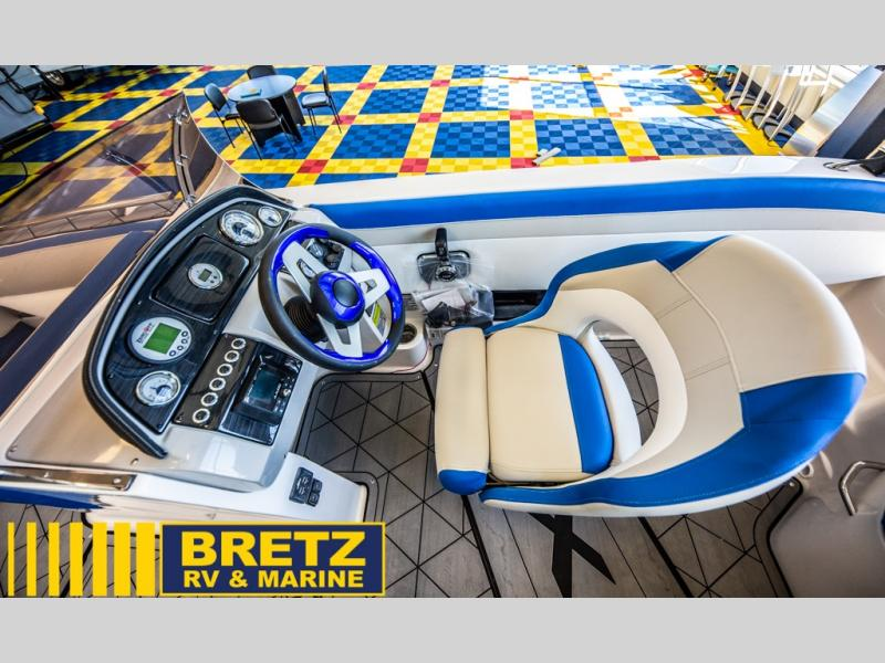 2021 Starcraft boat for sale, model of the boat is SCX Surf Series 211 l/O Surf & Image # 9 of 17