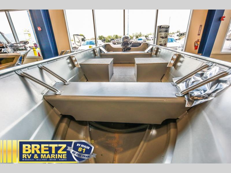 2021 Smoker Craft boat for sale, model of the boat is Alaskan 15 DLX & Image # 7 of 20