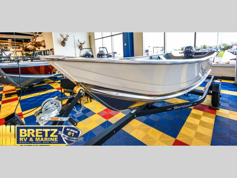 2021 Smoker Craft boat for sale, model of the boat is Alaskan 15 DLX & Image # 10 of 20