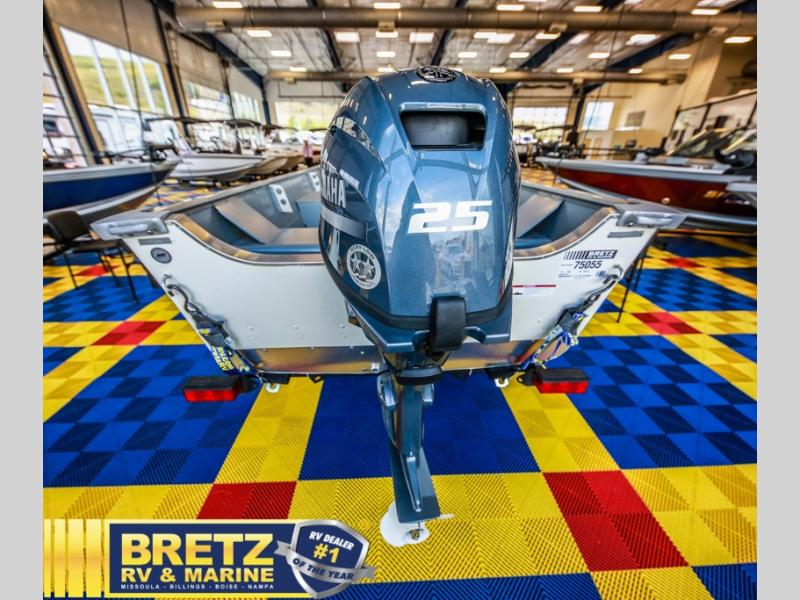 2021 Smoker Craft boat for sale, model of the boat is Alaskan 15 DLX & Image # 5 of 20