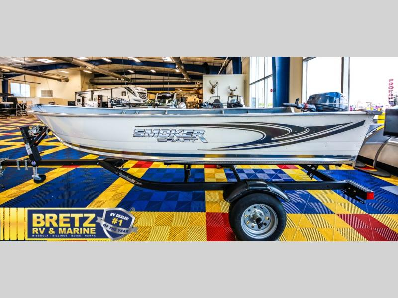 2021 Smoker Craft boat for sale, model of the boat is Alaskan 15 DLX & Image # 9 of 20