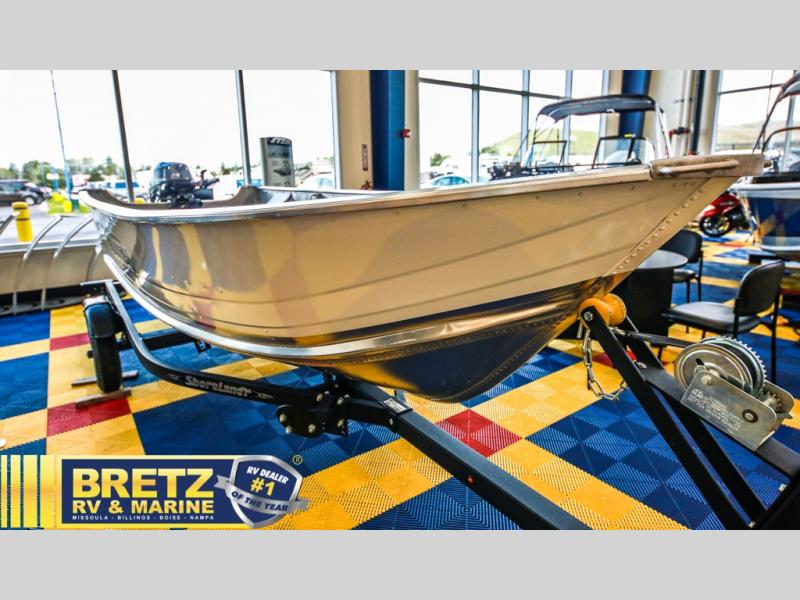 2021 Smoker Craft boat for sale, model of the boat is Alaskan 15 DLX & Image # 8 of 20