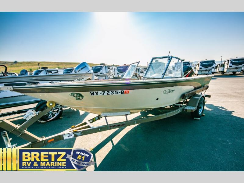 2000 Fisher boat for sale, model of the boat is Avenger Sport 17 & Image # 14 of 21
