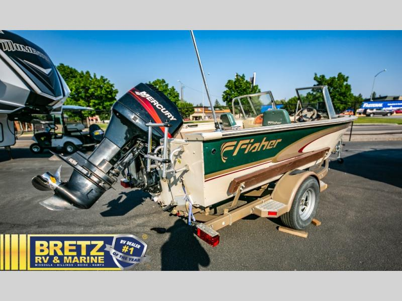 2000 Fisher boat for sale, model of the boat is Avenger Sport 17 & Image # 15 of 21