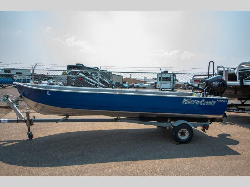 2021 MirroCraft boat for sale, model of the boat is Outfitter 4656 & Image # 6 of 15