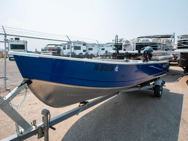2021 MirroCraft boat for sale, model of the boat is Outfitter 4656 & Image # 4 of 15