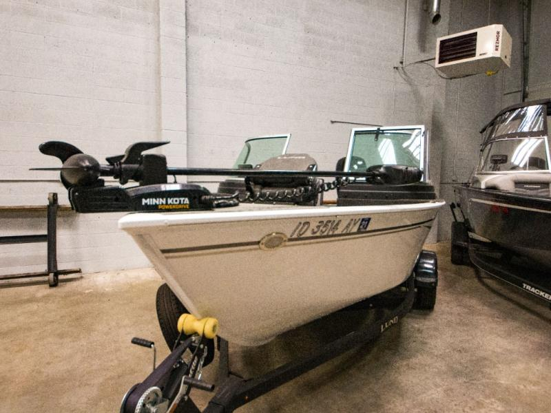 2019 Lund boat for sale, model of the boat is Lund 1675 Adventure Sport & Image # 4 of 23