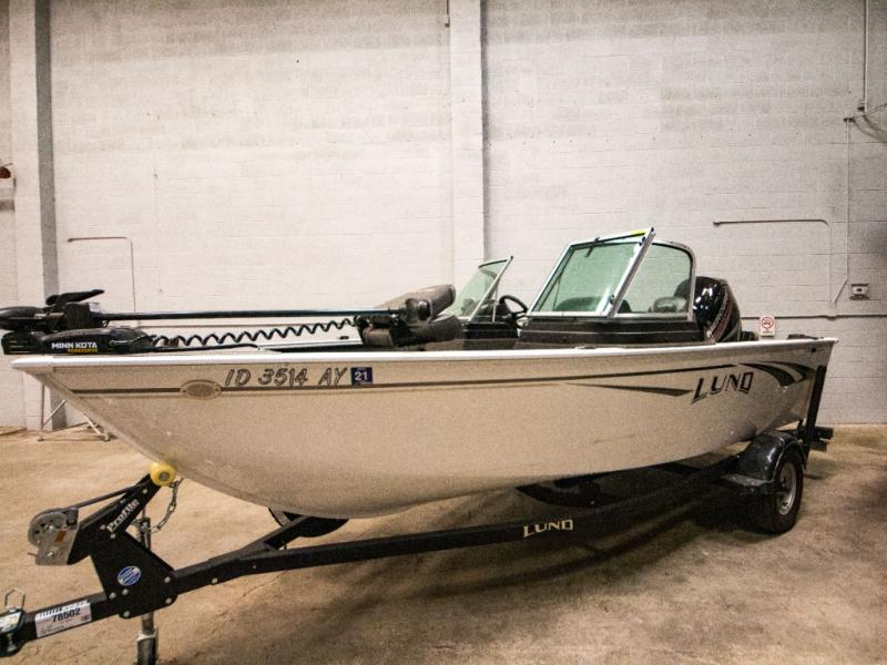 2019 Lund boat for sale, model of the boat is Lund 1675 Adventure Sport & Image # 6 of 23