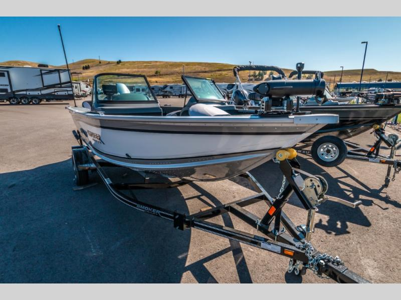 2021 Smoker Craft boat for sale, model of the boat is Pro Angler 172 & Image # 4 of 20