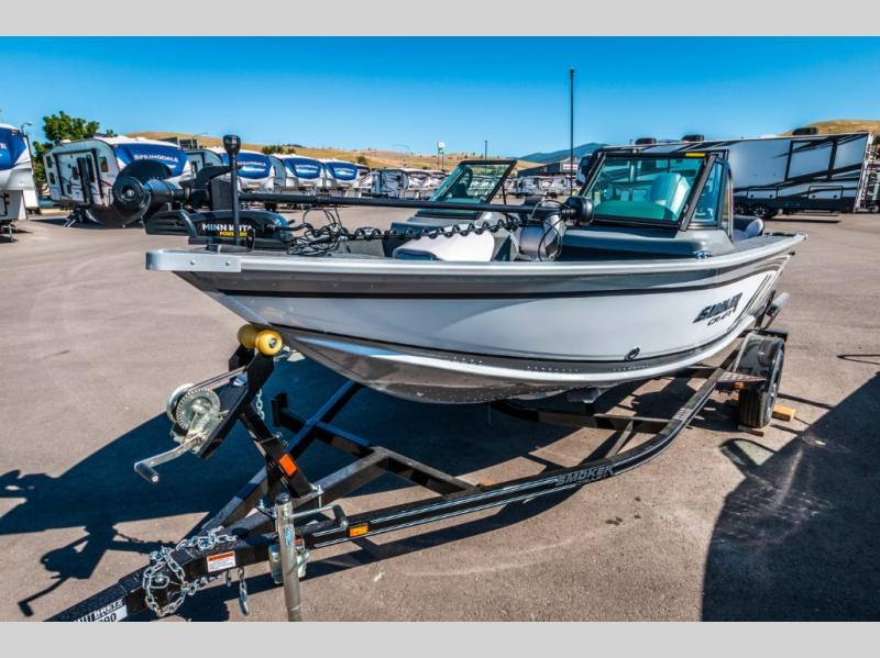 2021 Smoker Craft boat for sale, model of the boat is Pro Angler 172 & Image # 5 of 20