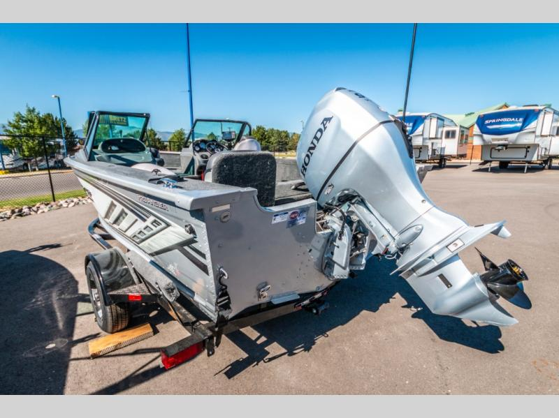 2021 Smoker Craft boat for sale, model of the boat is Pro Angler 172 & Image # 6 of 20