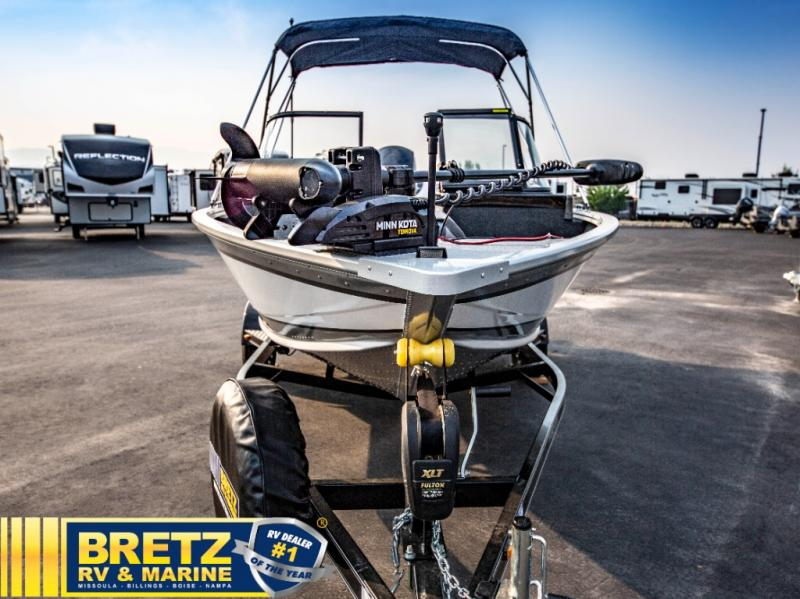 2022 Smoker Craft boat for sale, model of the boat is Pro Angler 182 XL & Image # 3 of 18