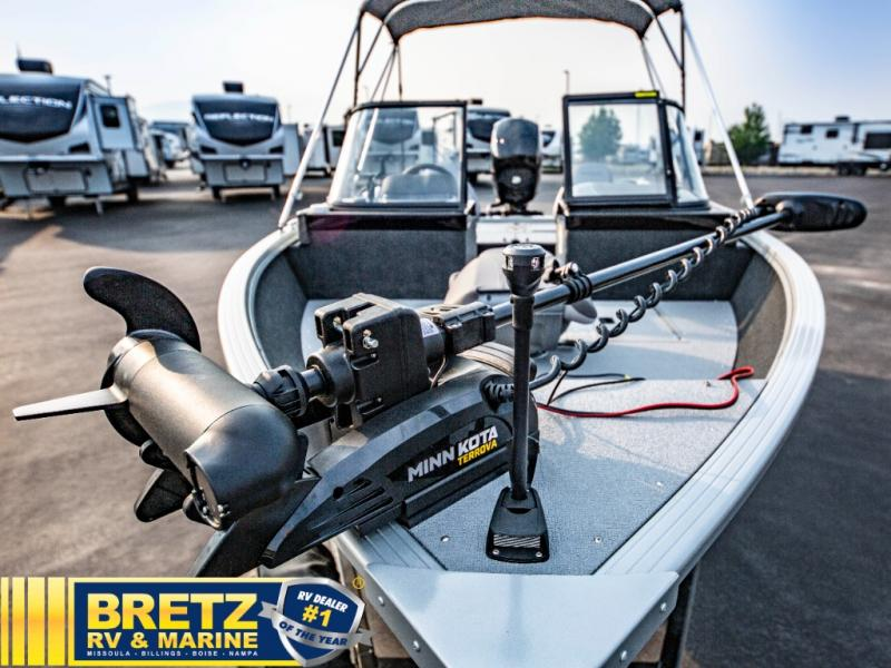 2022 Smoker Craft boat for sale, model of the boat is Pro Angler 182 XL & Image # 4 of 18