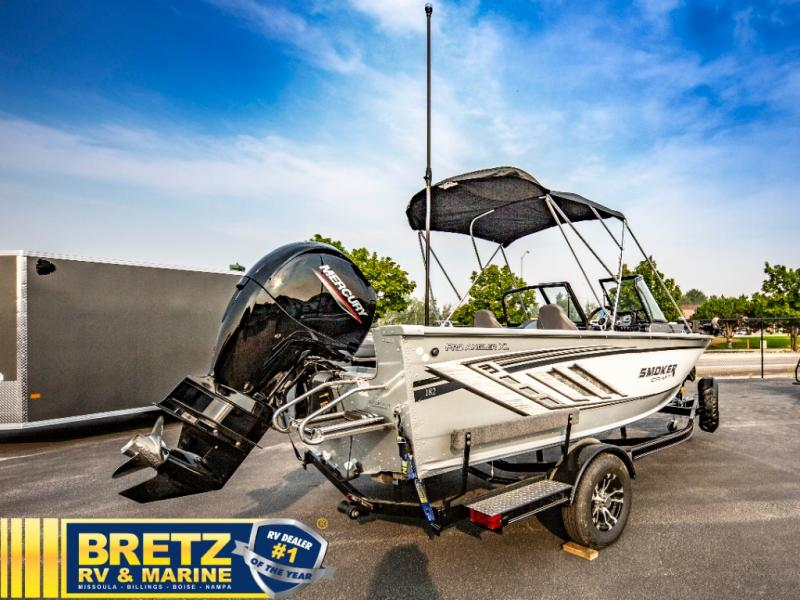 2022 Smoker Craft boat for sale, model of the boat is Pro Angler 182 XL & Image # 9 of 18