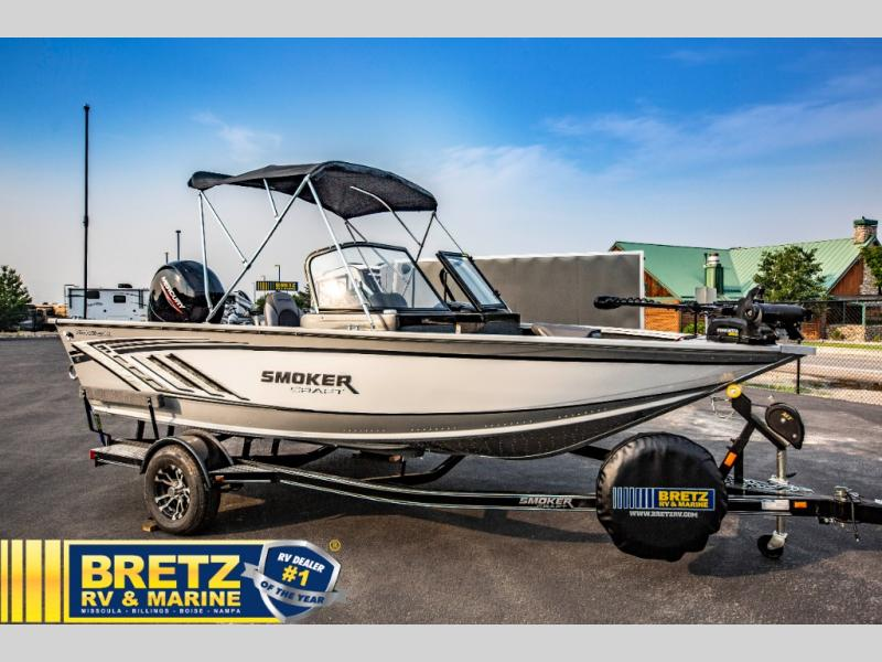 2022 Smoker Craft boat for sale, model of the boat is Pro Angler 182 XL & Image # 6 of 18