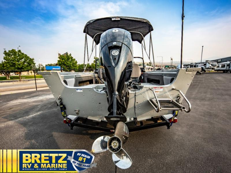2022 Smoker Craft boat for sale, model of the boat is Pro Angler 182 XL & Image # 10 of 18