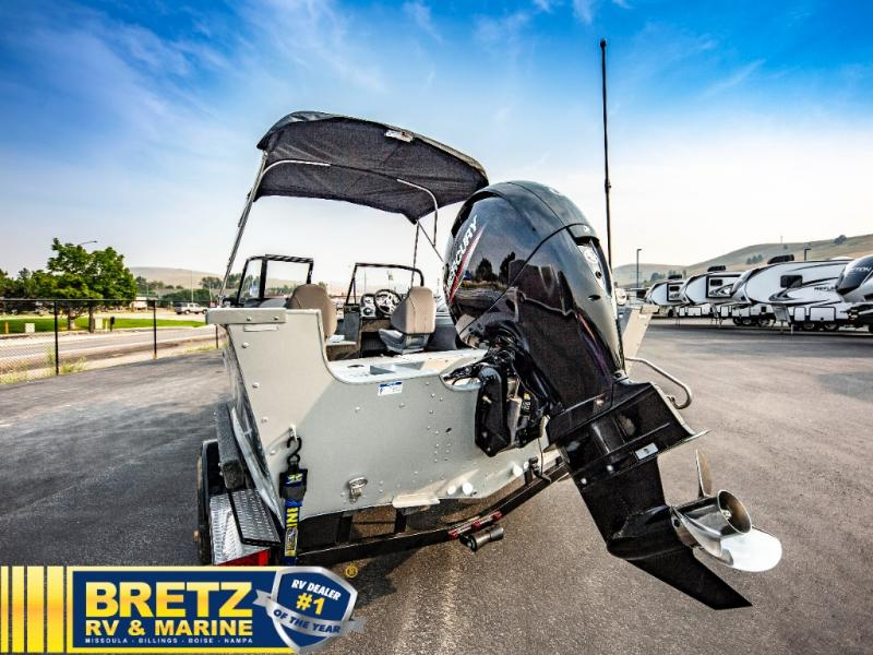 2022 Smoker Craft boat for sale, model of the boat is Pro Angler 182 XL & Image # 12 of 18