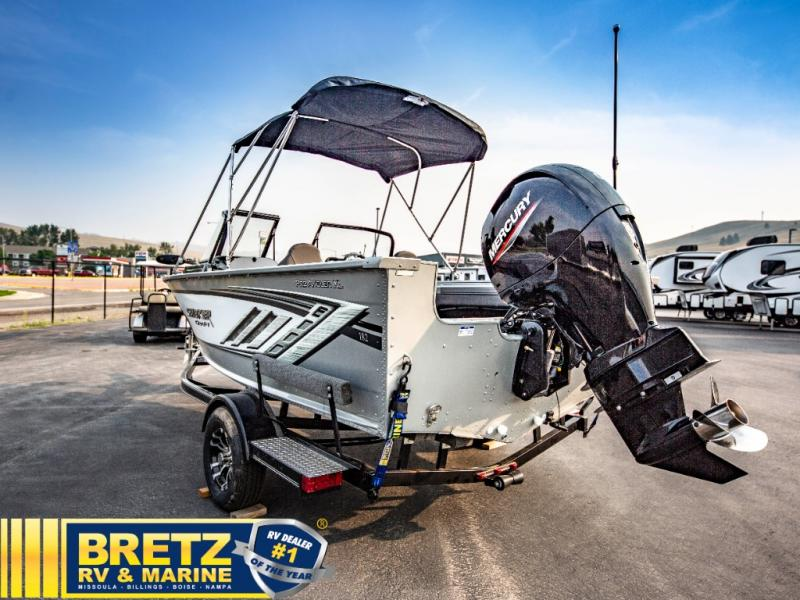 2022 Smoker Craft boat for sale, model of the boat is Pro Angler 182 XL & Image # 11 of 18