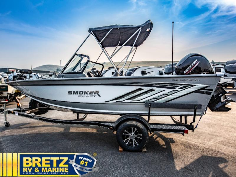 2022 Smoker Craft boat for sale, model of the boat is Pro Angler 182 XL & Image # 7 of 18