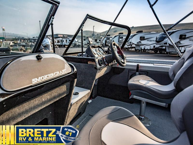 2022 Smoker Craft boat for sale, model of the boat is Pro Angler 182 XL & Image # 16 of 18