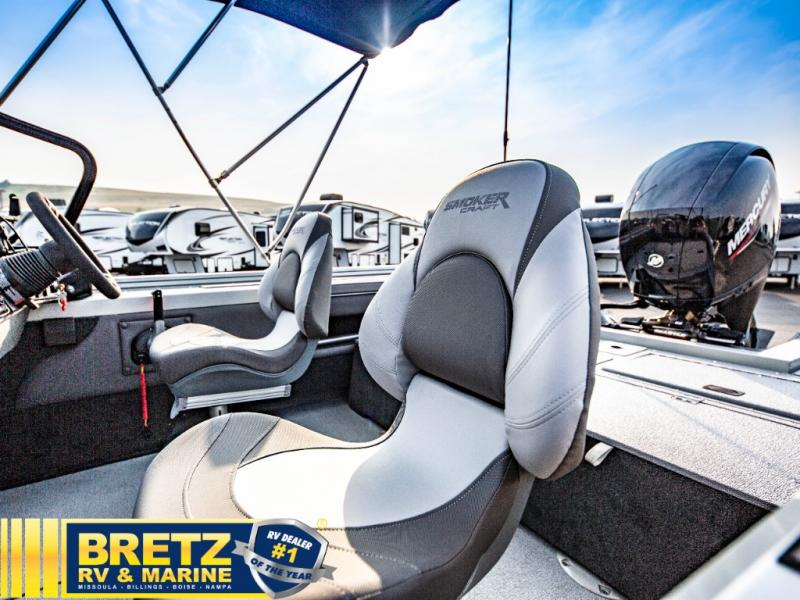 2022 Smoker Craft boat for sale, model of the boat is Pro Angler 182 XL & Image # 17 of 18