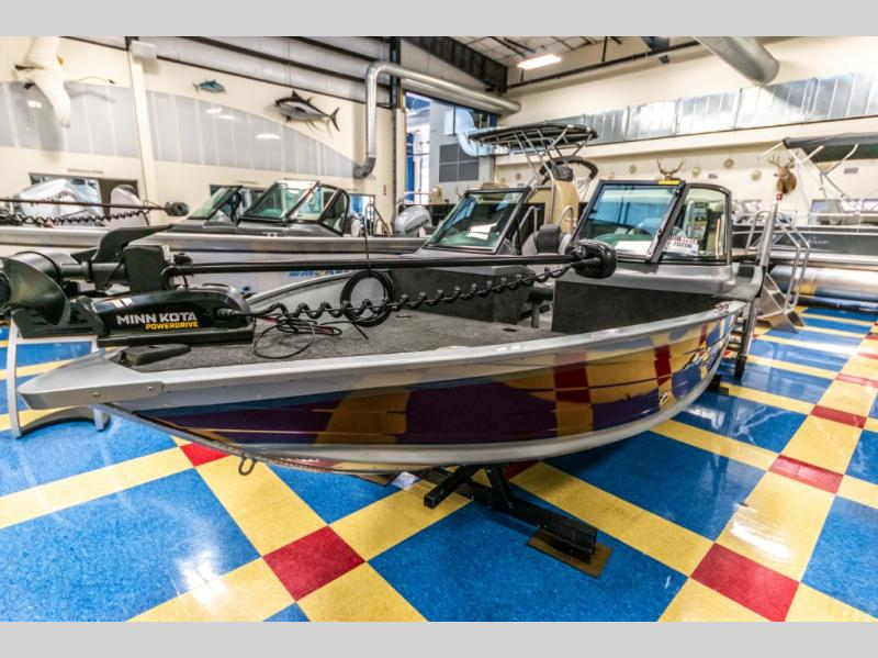 2020 Smoker Craft boat for sale, model of the boat is Pro Angler 162 & Image # 3 of 15