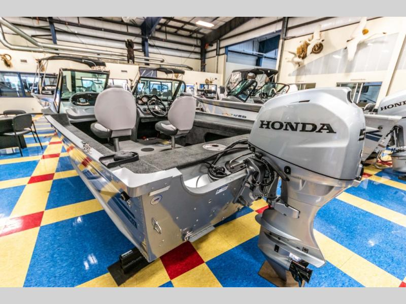 2020 Smoker Craft boat for sale, model of the boat is Pro Angler 162 & Image # 4 of 15