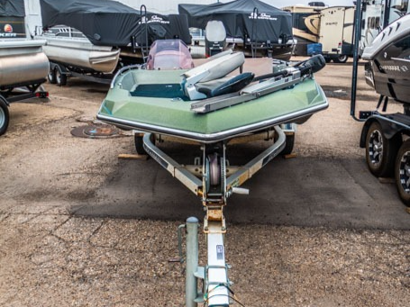1989 Smoker Craft boat for sale, model of the boat is Smoker Craft 17 & Image # 4 of 11