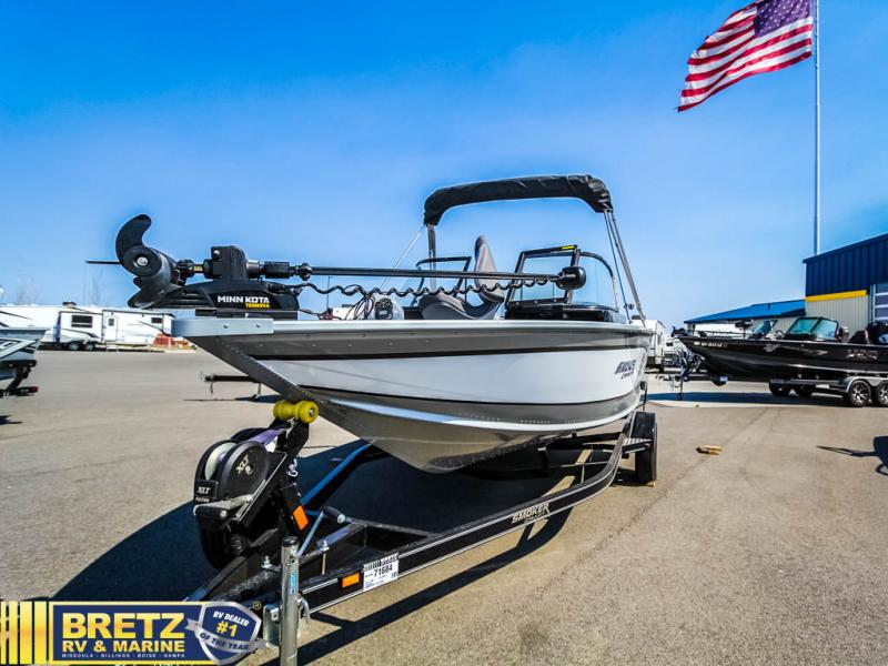 2021 Smoker Craft boat for sale, model of the boat is Ultima 182 & Image # 6 of 16