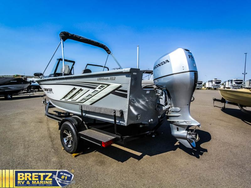 2021 Smoker Craft boat for sale, model of the boat is Ultima 182 & Image # 8 of 16
