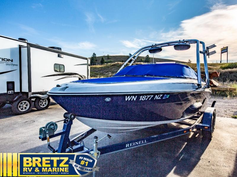 2009 Reinell boat for sale, model of the boat is Reinell 197LX & Image # 4 of 11